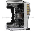 Headlamp Assembly - Driver's Side (LH) - Ford (JC3Z-13008-K)