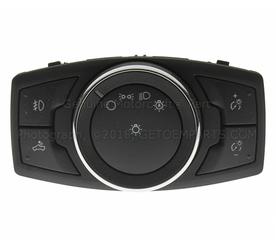 Headlamp Switch - Ford (FL3Z-11654-BA)