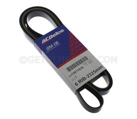 Serpentine Belt - GM (12611636)