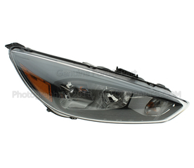 Headlamp Assembly - Ford (F1EZ-13008-GY)