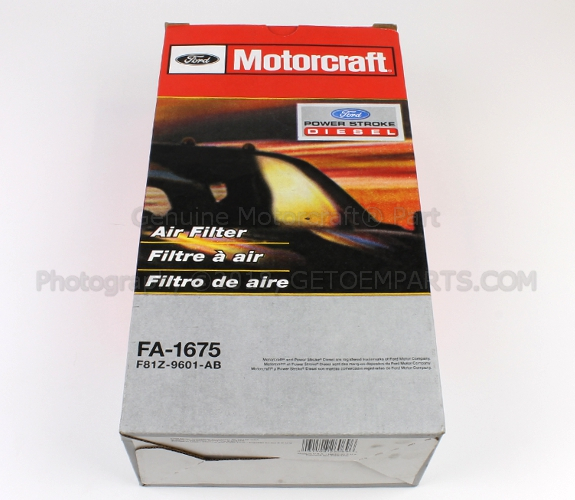 Air Filter - Ford (F81Z-9601-AB)