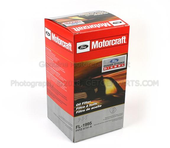 Kit - Element & Gasket - Oil F - Ford (F4TZ-6731-B)