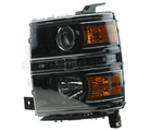 Headlamp Assembly - Driver's Side (LH) - GM (19370450)