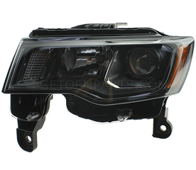 Headlamp, Left - Mopar (68266647AE)