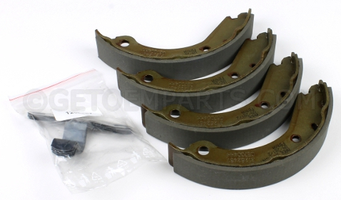 Parking Brake Shoe - Volvo (31262623)