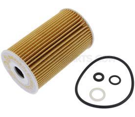 Engine Oil Filter Element - Kia (263203C30A)