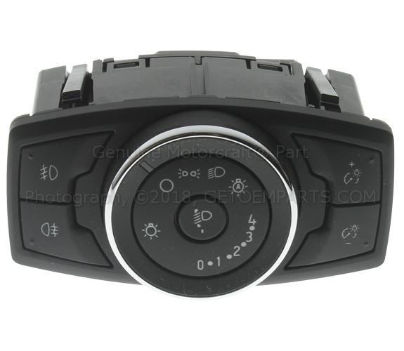 Headlamp Switch - Ford (DG9Z-11654-HA)