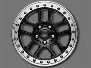 "17"" Wheel, Bead-Lock-Capable - Mopar (77072466AB)"