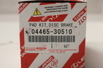 Disc Brake Pad Set - Lexus (04465-30510)
