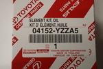 Oil Filter - Lexus (04152-YZZA5)