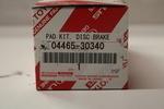 Brake Pads - Lexus (04465-30340)