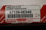 Filter - Lexus (87139-0E040)