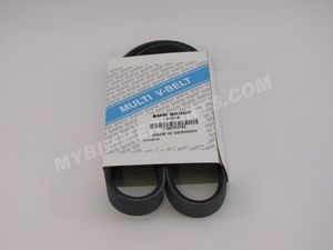 AC Belt - Climate Compressor Belt Drive - BMW (11-28-7-512-762)