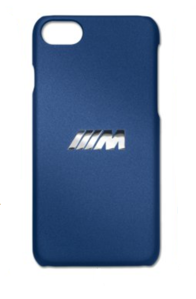 BMW M iPhone XS Max Case - Blue - BMW (80-21-2-466-053)