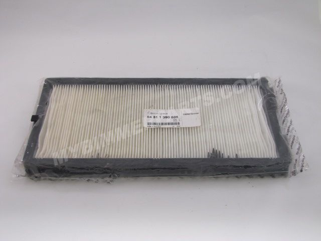Cabin Air Filter - BMW (64-31-1-390-836)