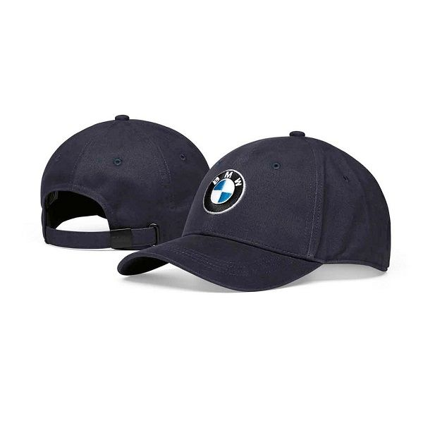 BMW Logo Cap - Dark Blue - BMW (80-16-2-454-620)