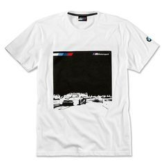 BMW Motorsport Graphic T-Shirt - Mens Small - BMW (80-14-2-461-096)
