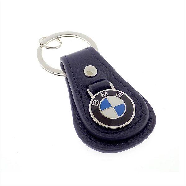 Tear Drop Key Ring - Blue - BMW (80-23-0-408-541)