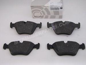 Disc Brake Pad Set - BMW (34-11-3-404-362)