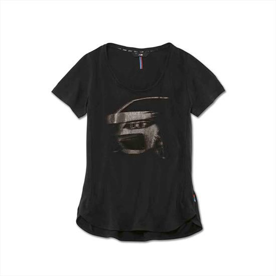 Bmw M Graphic Shirt - Women's Small - BMW (80-14-2-454-730)
