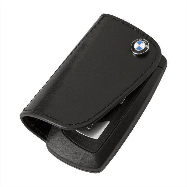 BMW Leather Key Case - Black - BMW (80-23-2-149-936)
