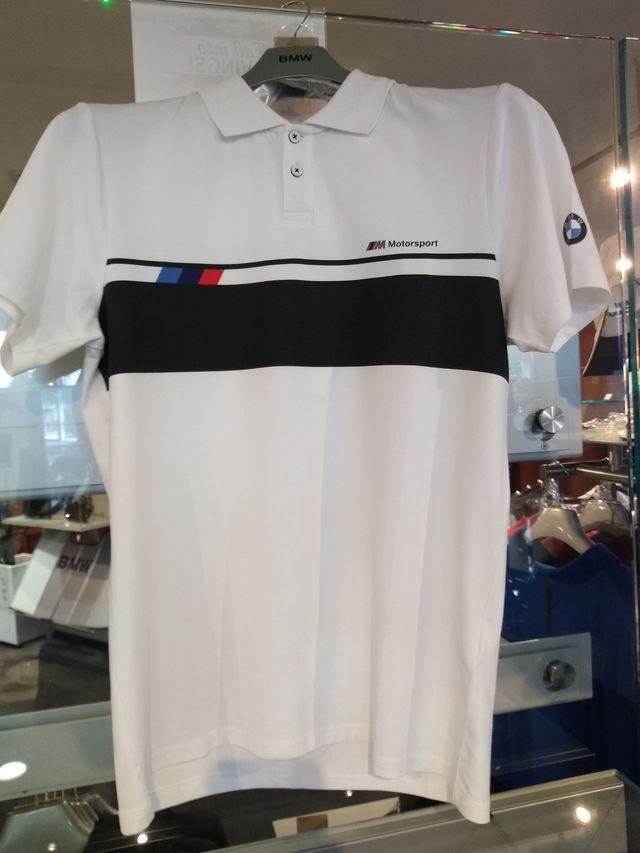 BMW Motorsport Polo Shirt Large - BMW (80-14-2-461-108)