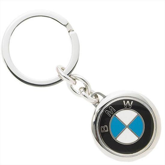 BMW Roundel Locket Key Ring - BMW (80-23-0-395-067)