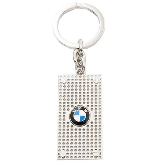 Perforated Key Ring - BMW (80-23-2-149-937)