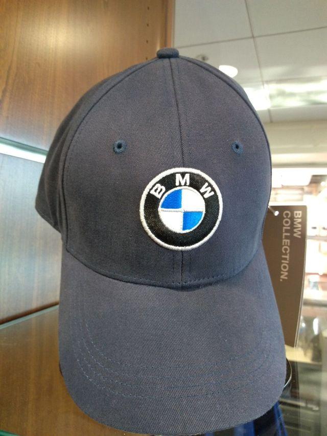 BMW Logo Cap - Dark Blue - BMW (80-16-2-454-620)