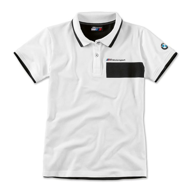 BMW Motorsport Polo Shirt - Women's XS - BMW (80-14-2-461-076)