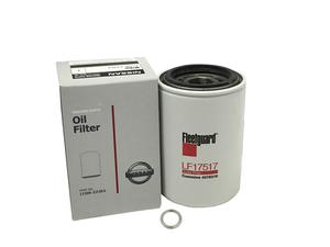 Genuine Nissan OEM Oil Filter 15208-EZ40A Titan XD 5.0 V8 Cummins DIesel - Nissan (15208-EZ40A)