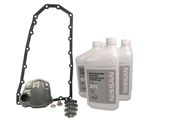 Genuine Nissan OEM CVT Maintenance Kit Nissan Altima 2007-2012 2.5 4 Cylinder - Nissan (L32CVT25)