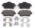 Disk Brake Pad - Mercedes-Benz (0004201705)