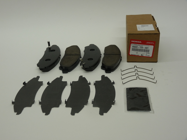 New Genuine Honda Acura Front Brake Pads Set Ridgeline TL 45022SJCA02
