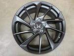 "Wheel, Alloy (19"") (HFP)(Black Matte) - Honda (08W19-TEA-100)"