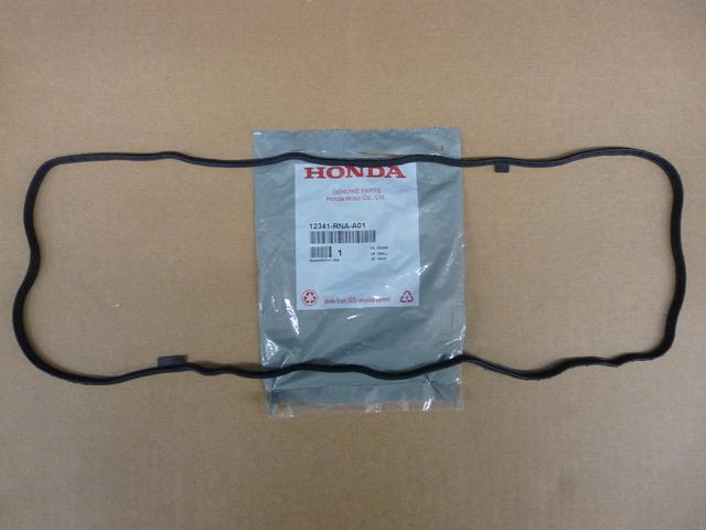 Genuine Honda 12341-RNA-A01 Head Cover Gasket by Honda