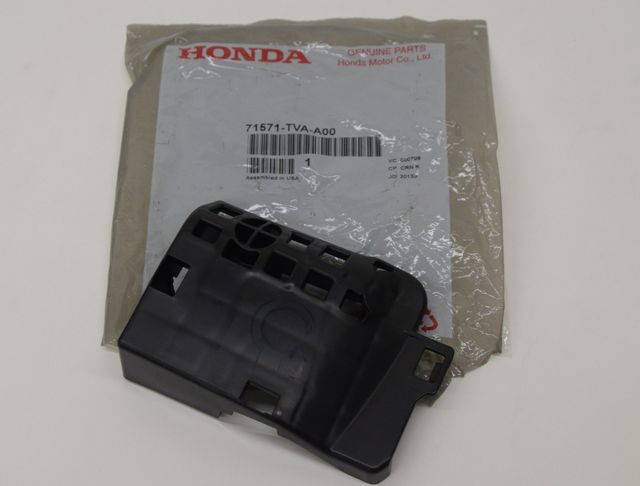 Genuine Honda 71572-S2A-A00 Bumper Beam Box