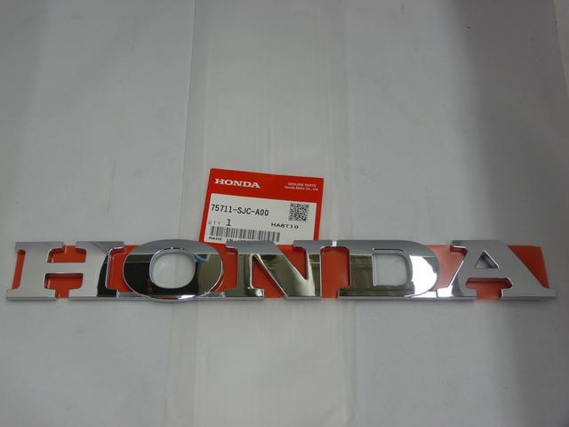 Honda Genuine 75719-SJC-A00 Emblem