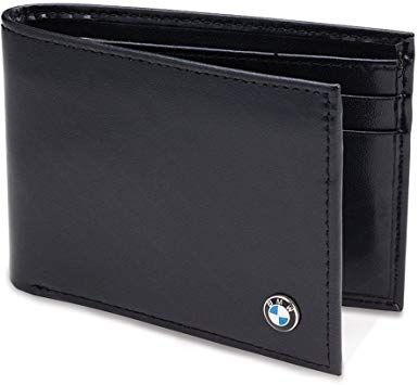 Mens Bmw Small Leather Walle 809021 - BMW (80-21-2-244-685)