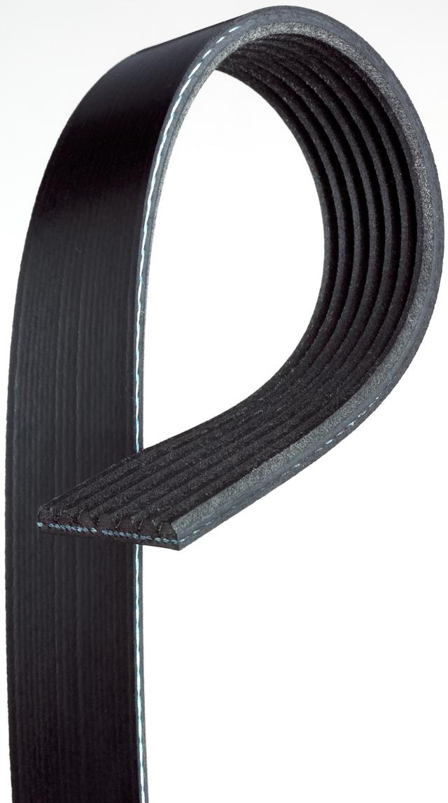 Rubber D/&D PowerDrive 386066 GMC General Motors Replacement Belt