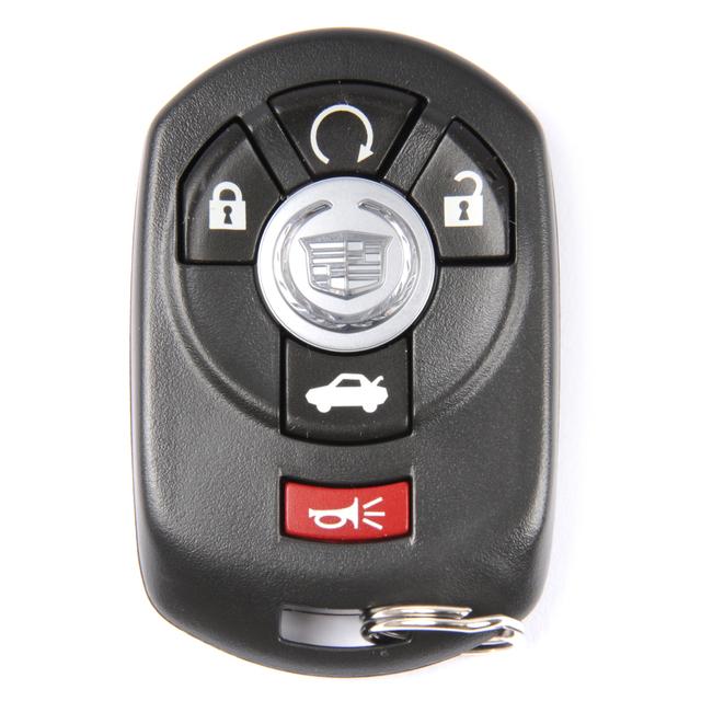 Cadillac GM OEM 05-07 STS Keyless Entry-Key Fob Remote Transmitter 15212383