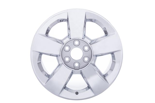 Wheel, Alloy - GM (20937762)