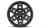 TRD PRO 17-IN. MATTE BLACK ALLOY WHEEL \\\\  IN STOCK  //// - Toyota (PTR20-35110-BK)