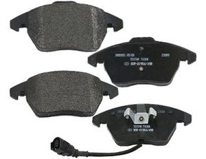 GENUINE VW FRONT BRAKE PADS