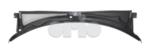Cowl Grille - Saab (12780683)