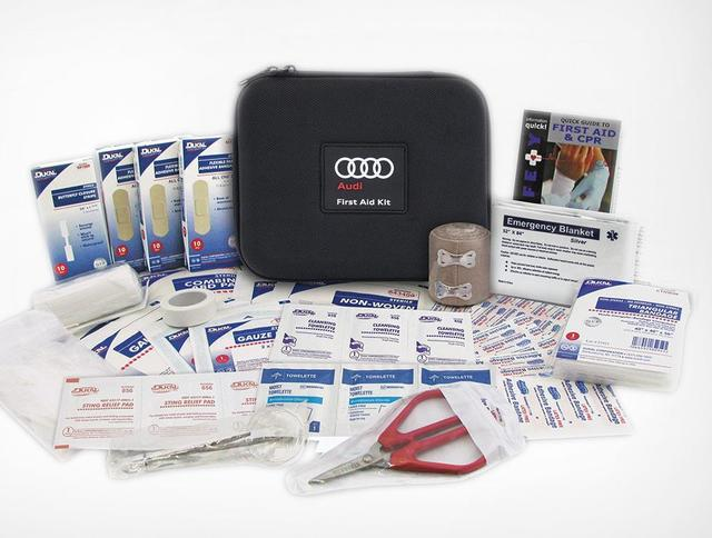 First Aid Kit - Audi (ZAW-093-108)