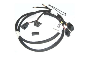 Harness for connecting external audio devices - Audi (4L0-051-592-A)