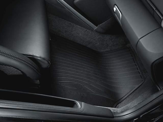 All-weather floor mats - Porsche (987-044-800-93)