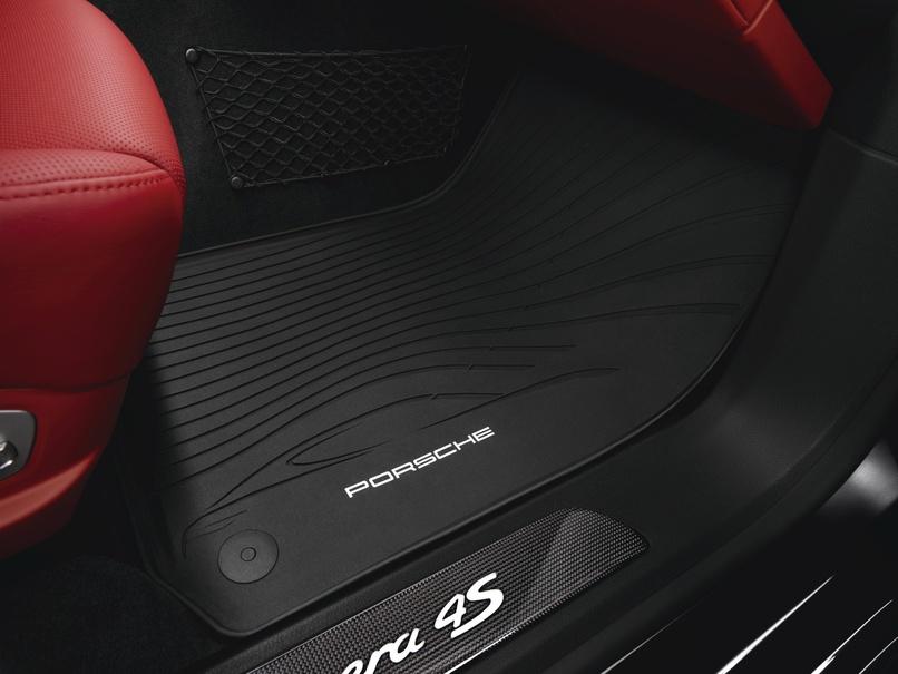 All-weather floor mats - Porsche (987-044-800-94)