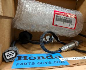Oxygen Sensor (Denso) - Honda (36532-RAA-A02)